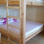 Patrová postel 2 x 2 metry
